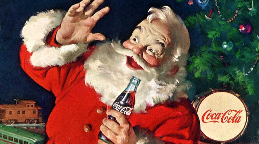 b5f7d0c5ff Como a Coca-Cola criou o Papai Noel da forma como o mundo conhece ...